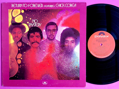 RETURN TO FOREVER / NO MYSTERY