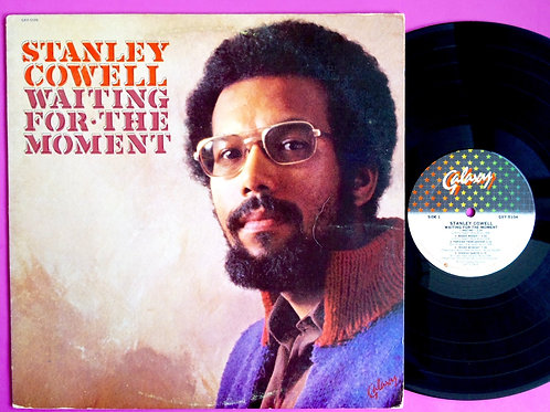 STANLEY COWELL / WAITING FOR THE MOMENT