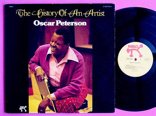 OSCAR PETERSON / HISTORY OF AN ARTIST