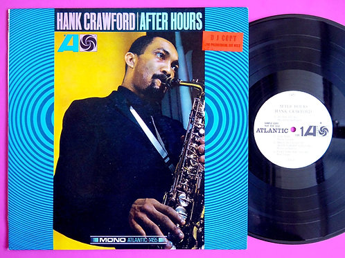 HANK CRAWFORD / AFTER HOURS