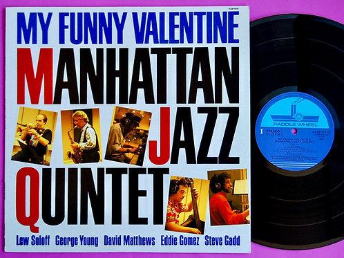 MANHATTAN JAZZ QUINTET / MY FUNNY VALENTINE