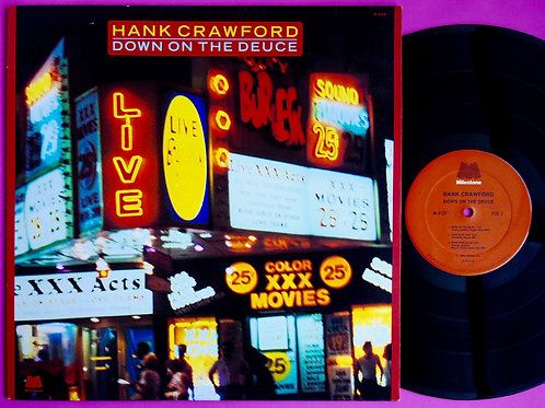 HANK CRAWFORD / DOWN ON THE DEUCE