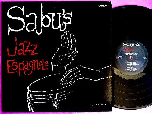 SABU / JAZZ ESPAGNOLE