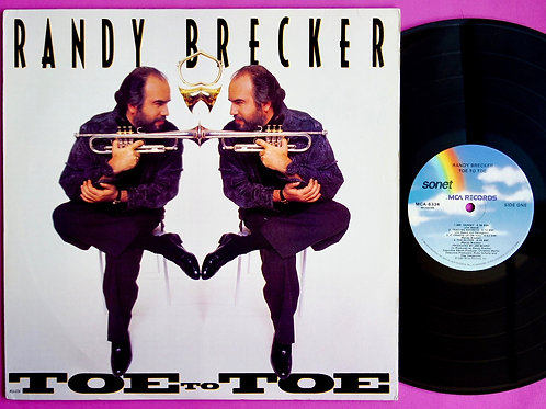 RANDY BRECKER / TOE TO TOE