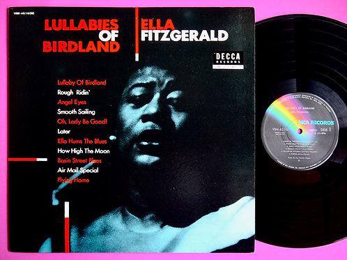 ELLA FITZGERALD / LULLABIES OF BIRDLAND