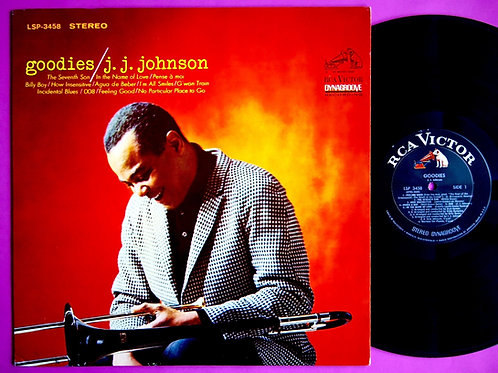 J.J. JOHNSON / GOODIES