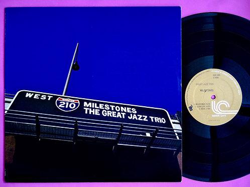 GREAT JAZZ TRIO / MILESTONES