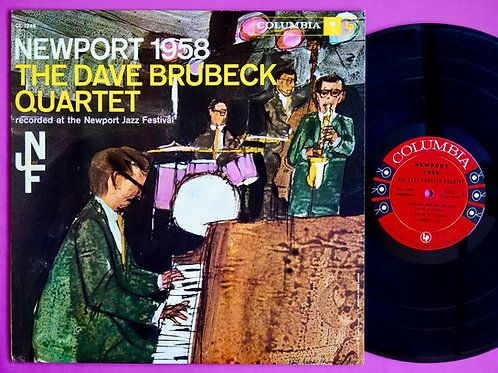 DAVE BRUBECK / NEWPORT 1958