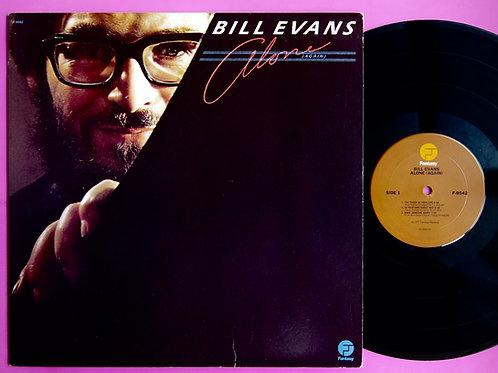 BILL EVANS / ALONE(AGAIN)