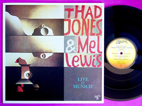 THAD JONES & MEL LEWIS / LIVE IN MUNICH