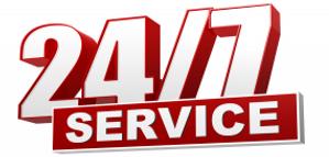 24/7 service picture