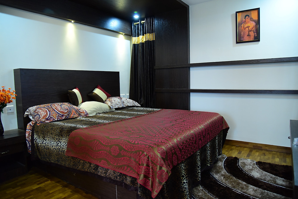 1 bed service apartments in trivandrum