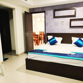 Stay in Service Apartments in Trivandrum
