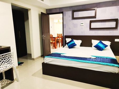 StayZone Service Apartments in Trivandrum