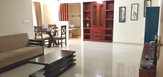 service apartments in trivandrum city