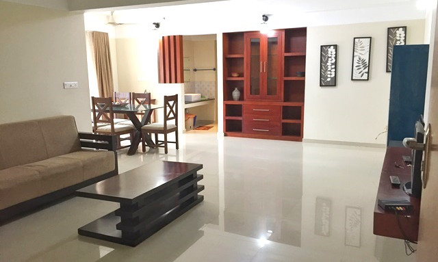 service apartments in trivandrum city