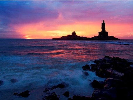 A Day in Kanyakumari