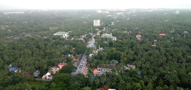 luxury service apartments in trivandrum