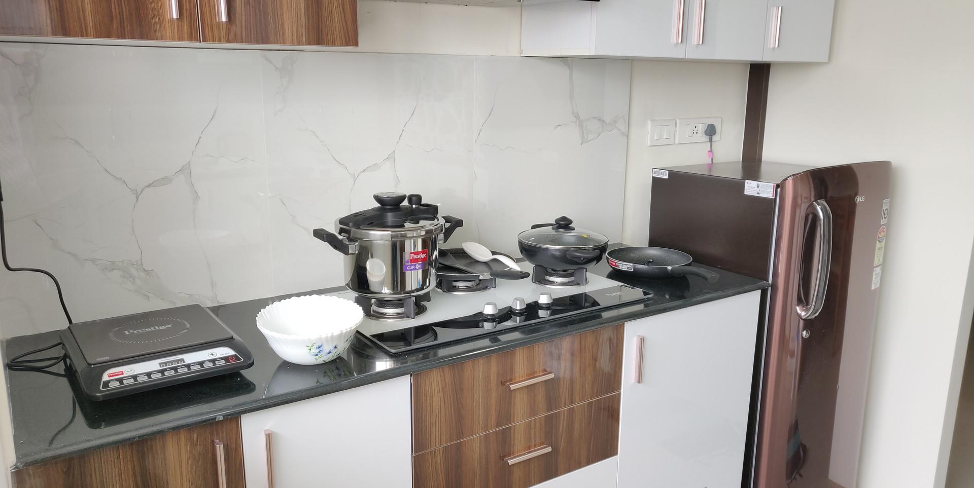 service apartments near kims trivandrum