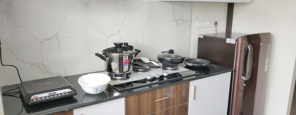 service apartments near kims trivandrum