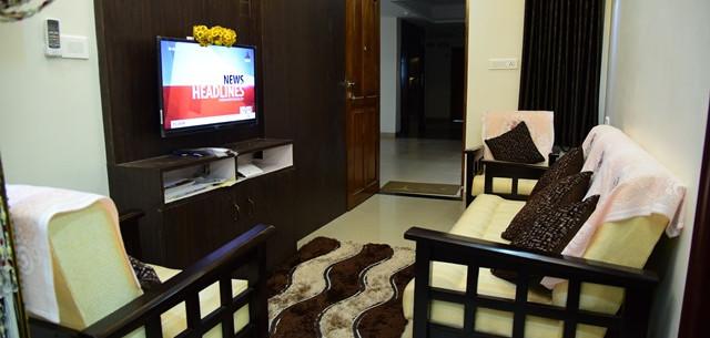 service apartments in trivandrum kerala