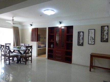 service apartments near medical college trivandrum