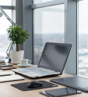 Büro mit Aussicht