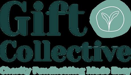 Gift Collective Logo (Main Logo) 1 - Black_Green.png