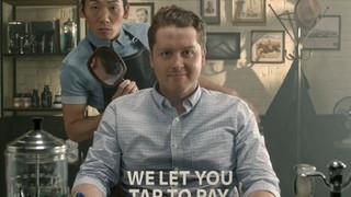 Visa - Checkout Haircut