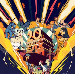 100 YEARS FOR TWENTY CENTURY FOX-COVER