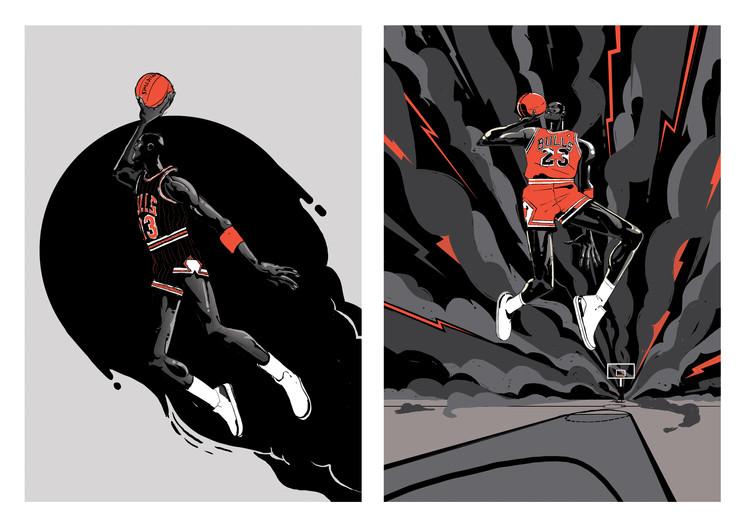 "Michael Jordan: ""The last dance """