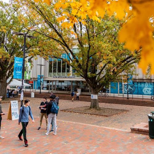UNC Chapel Hill - The Pit Area Sidewalks (Chapel Hill, NC)