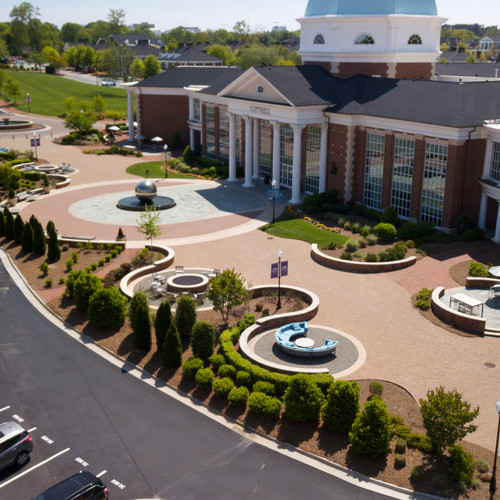 High Point University Student Success Center at Cottrell Hall (High Point, NC)