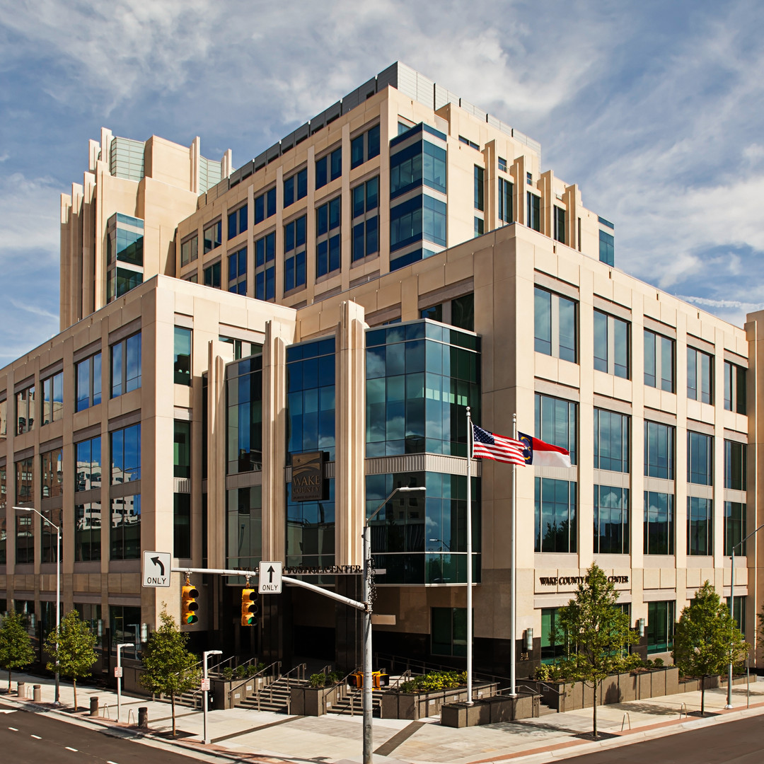 Wake County Justice Center (Raleigh, NC)