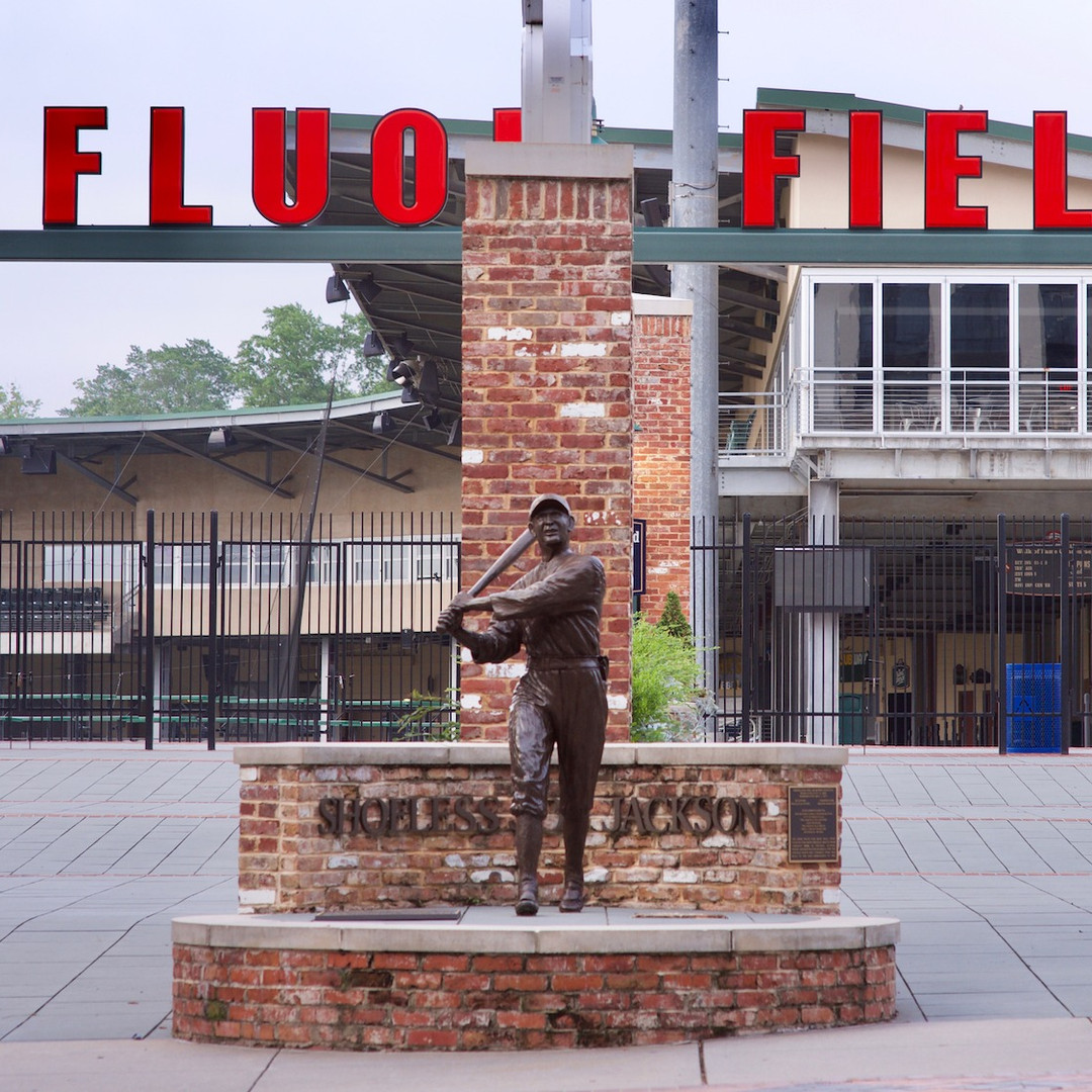 Greenville Drive Fluor Field (Greenville, SC)