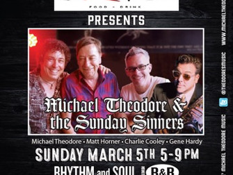 The Sunday Sinners in Brampton