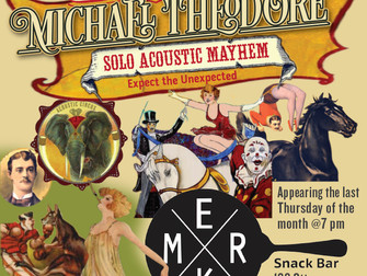 This Thursday - Merk Snack Bar