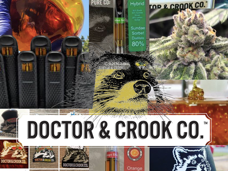 Doctor and Crook | Disposable Vape Pen