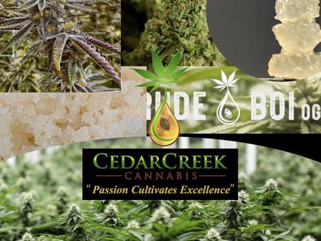 Cedar Creek Jet Pack