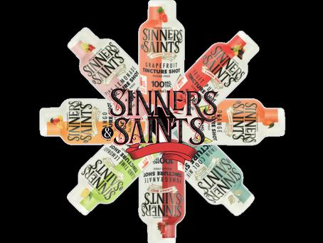 Sinners & Saints | Tincture Shot