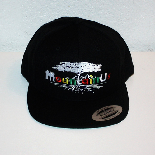 MountainUs Snap-Back Hat