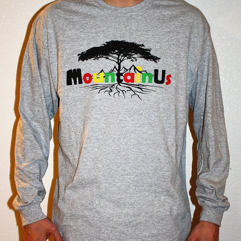 Long Sleeve MountainUs Shirt