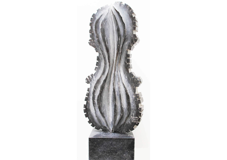Duo, Granite, 64 x 26 x 7 cm