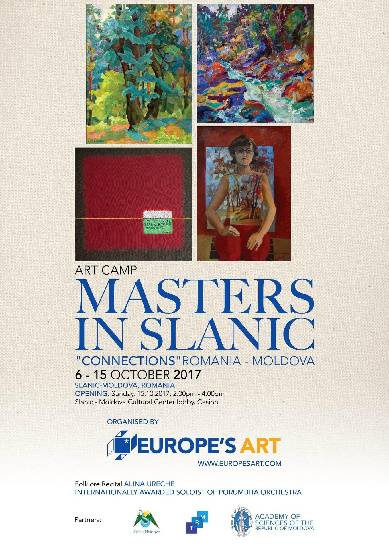 """""""Masters in Slanic"""""""