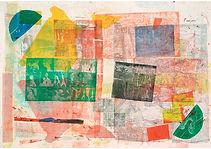 Zbucium 2, Mixed media on canvas, 110 x 160 cm