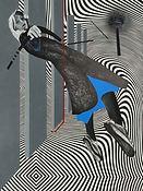 XY00, 2020, 150х200 cm, canvas/acrylic
