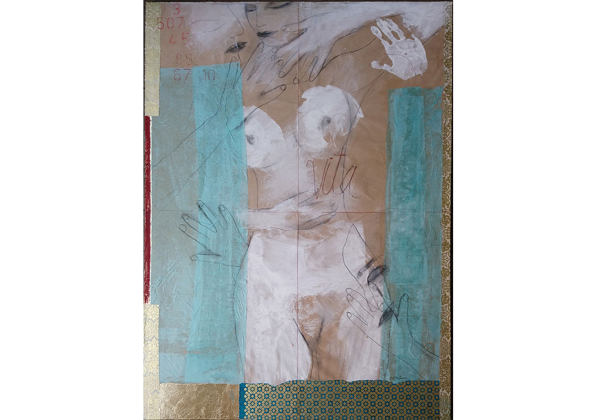 Vita, 2019 73 x 100 cm