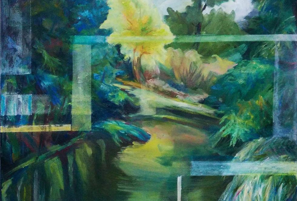 Virtual Landscape by Eleonora Brigalda