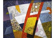 Metamorphosis 5, Oil on canvas, 80 x 100 cm