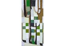 The burden of earth, Acrylic on canvas, 100 x 200 cm